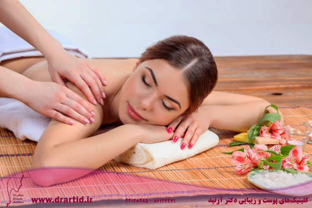 beautiful young woman spa salon 155003 3474 - ماساژ