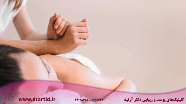 massage concept with relaxed woman 23 2147821096 - ماساژ