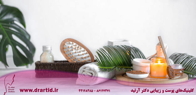 spa composition with care items light wall 169016 1555 - ماساژ