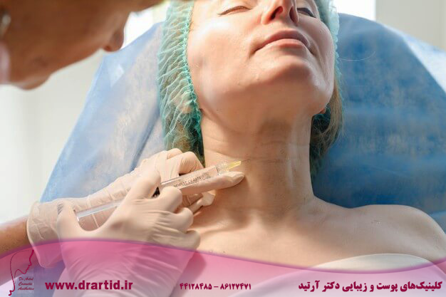 doctor beautician makes injections forehead beauty patient beauty injections cosmetology concept beauty 222877 4592 - پروفایلو و مزایا و تاثیرات شگفت انگیز آن